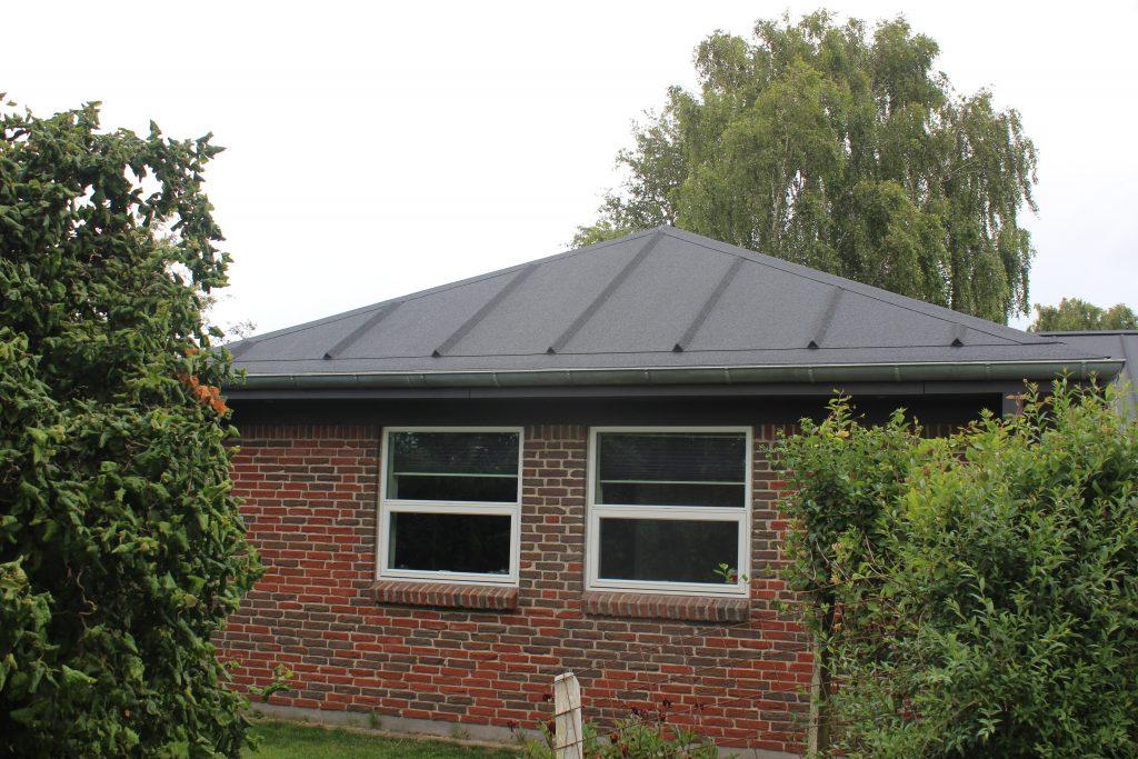 Vinduer pris tilbud nye vinduer i parcelhus Engdal Byg Tømre Soeften, Hinnerup Aarhus